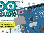 Arduino Uygulamaları Kursu (Temel Seviye) 3. Grup Tamamlandı